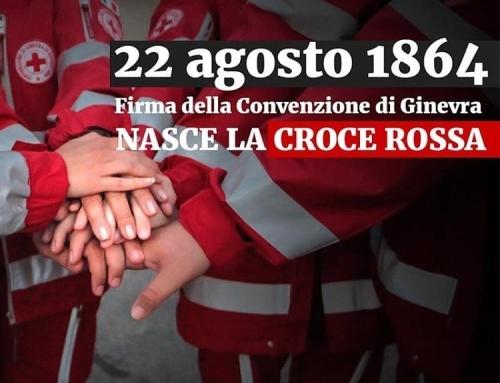156 anni fa il 22 agosto veniva sancita la prima Convenzione di Ginevra …. e l…