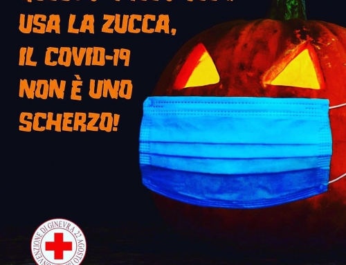 Quest'anno festeggia #halloween  con responsabilità. Il #covid19 non é uno sch…