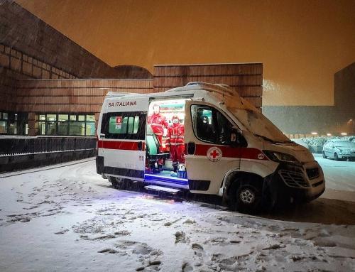 Nonostante la neve crei qualche disagio e difficoltà negli spostamenti, il serv…