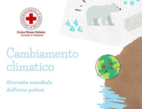In occasione della giornata internazionale dell'orso polare, specie in via di es…