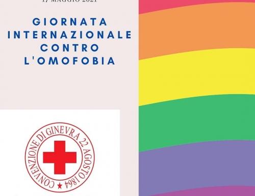 Oggi, 17 maggio, è la Giornata Internazionale contro l'omofobia, la lesbofobia, …