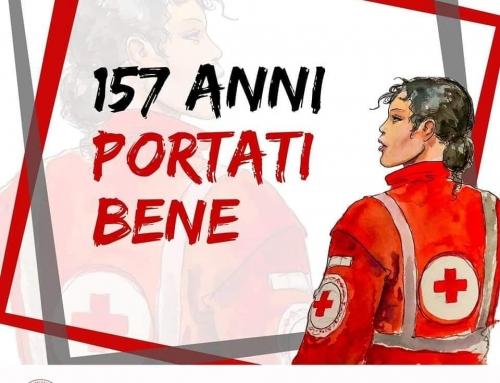 Oggi 15 giugno si festeggia la nascita di Croce Rossa Italiana.  157 anni e non …