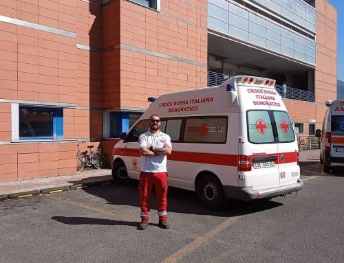 Dal 20 al 29 agosto un nostro team di soccorritori ha svolto servizio presso #cr…